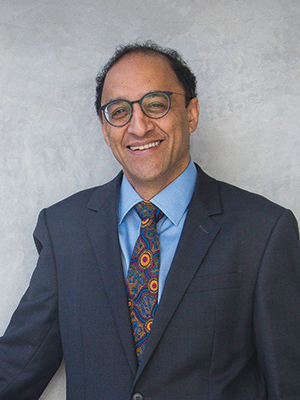 Prof Pankaj Sah, Director of QBI