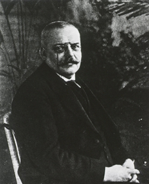 History of dementia research - Alois Alzheimer
