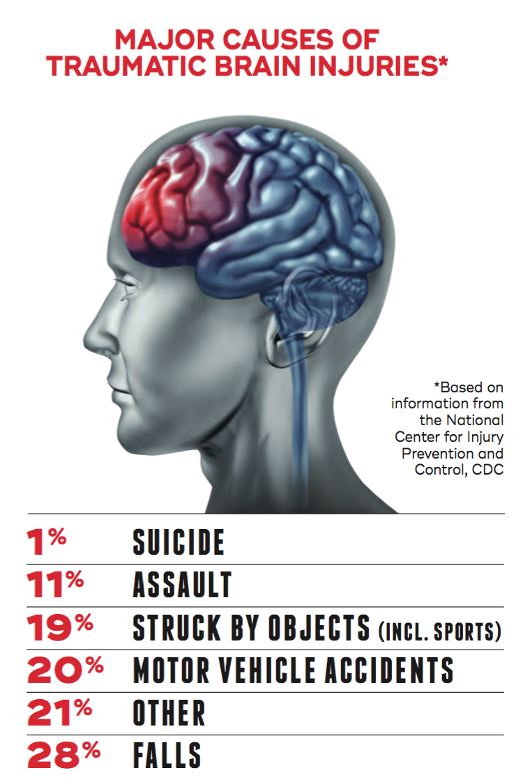 What is traumatic brain injury? - Queensland Brain Institute ...