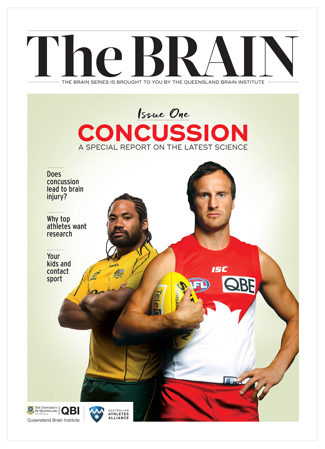 Brain Series concussion