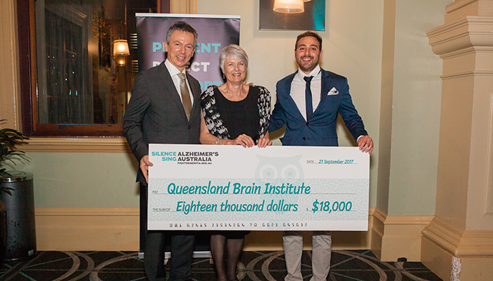 See the magnificent sights of Tasmania's wilderness and raise much-needed funds for dementia research at QBI.