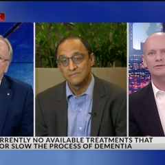 Prof Pankaj Sah on the cost of dementia