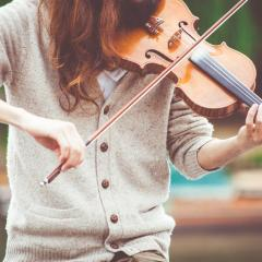 Does picking up the violin or listening to Mozart really make us more intelligent?