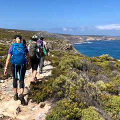 The QBI Kangaroo Island Wilderness Trail 2020 will help raise money for dementia.