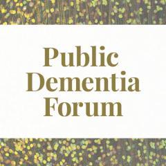 Public Dementia Forum