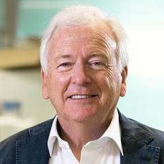 Professor Bartlett has been honoured for his contributions to neuroscience. (Image credit: Nick Valmas / QBI)