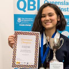 Brisbane State High School student crowned Queensland's brainiest