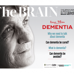 In partnership with Alzheimer's Australia, QBI has a released a comprehensive guide to dementia research and care.