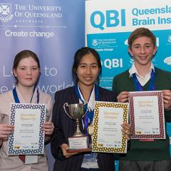 Australian Brain Bee Challenge State Final QBI Neuroscience Competition