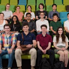 QBI opens the lab doors for summer research students