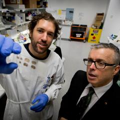 Researchers recognised for expanding knowledge of schizophrenia