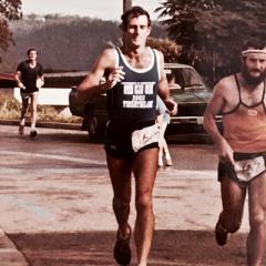 Geoff Dengate running