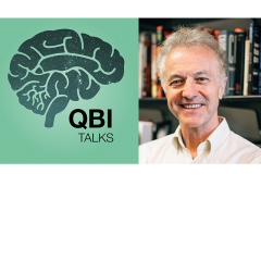 QBI Talks: Professor Adrian Raine